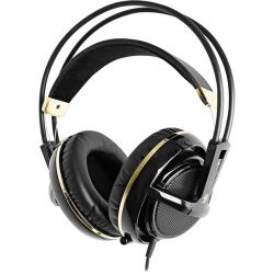 SteelSeries Siberia V2 Gaming Headset (Black / Gold) 51110 B&H