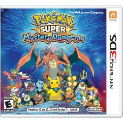 Nintendo Pokémon Super Mystery Dungeon CTRPBPXE B&H Photo