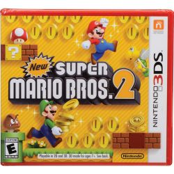 Nintendo New Super Mario Bros. 2 (Nintendo 3DS) CTRPABEE B&H