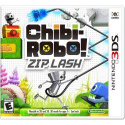 Nintendo Chibi Robo! Zip Lash (Nintendo 3DS) CTRPBXLE B&H Photo
