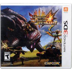 Capcom Monster Hunter 4 Ultimate (Nintendo 3DS) 30519 B&H Photo