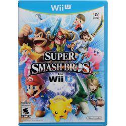 Nintendo  Super Smash Bros. (Wii U) WUPPAXFE B&H Photo Video