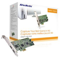 AVerMedia AVerTV HD Digital Video Recorder for PC MTVHDDVRR B&H