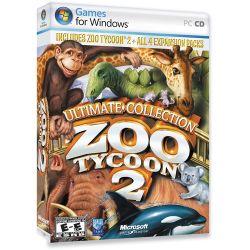 Microsoft Zoo Tycoon 2: Ultimate Edition (PC) AXB-00065 B&H