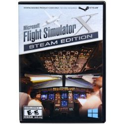 Microsoft Flight Simulator X: Steam Edition (PC) FSX43SW100SWAO