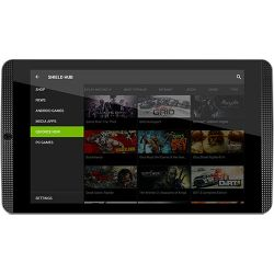 "NVIDIA 8"" SHIELD 16GB Tablet K1 Kit with SHIELD wireless"