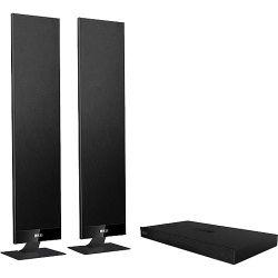 KEF V300 Powered Sound System for Digital TV (Pair) V300 B&H