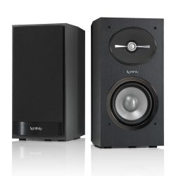 Infinity Reference R152 2-Way Bookshelf Speakers and R10 B&H