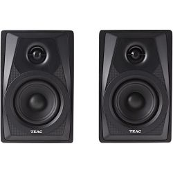 Teac LS-M100-B 2-Way Powered Monitor Speakers (Pair) LS-M100-B