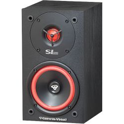 "Cerwin-Vega SL-5M 5.25"" 2-Way Bookshelf Speakers SL-5M B&H"