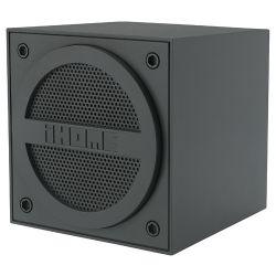 iHome Bluetooth Rechargeable Mini Speaker Cube in IBT16GC B&H