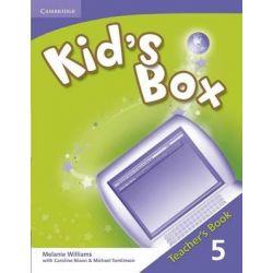 Kid's Box 5 Teacher's Book, Level 5 by Melanie Williams, 9780521688253.