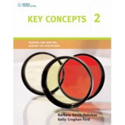 Key Concepts: Bk. 2, Reading and Writing Across the Disciplines by Barbara Smith-Palinkas, 9780618474622.