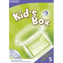 Kid's Box 5 Teacher's Resource Pack with Audio CDs (2), Level 5 by Kate Cory-Wright, 9780521688260.