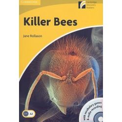 Killer Bees Level 2 Elementary/Lower-Intermediate Book with CD-Rom/Audio CD, Cambridge Discovery Readers: Level 2 by Jane Rollason, 9788483235065.