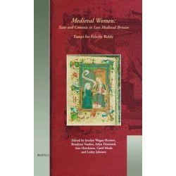 Medieval Women, Brepols Medieval Women Series by Jocelyn Wogan-Browne, 9782503509792.