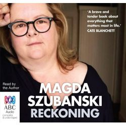 Reckoning, A Memoir Audio Book (Audio CD) by Magda Szubanski, 9781489055095. Buy the audio book online.