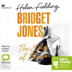 The Edge Of Reason (MP3), Bridget Jones #2 Audio Book (MP3 CD) by Helen Fielding, 9781509803958. Buy the audio book online.