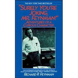 Surely You Re Joking, Mr. Feynman!, Adventures of a Curious Character Audio Book (Audio CD) by Richard P Feynman, 9780786198924. Buy the audio book online.