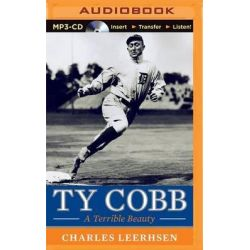 Ty Cobb, A Terrible Beauty Audio Book (Audio CD) by Charles Leerhsen, 9781501226519. Buy the audio book online.