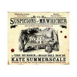 The Suspicions of Mr. Whicher, or the Murder at Road Hill House Audio Book (Audio CD) by Kate Summerscale, 9781408800102. Buy the audio book online.