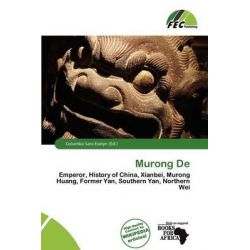 Murong de by Columba Sara Evelyn, 9786200852830.