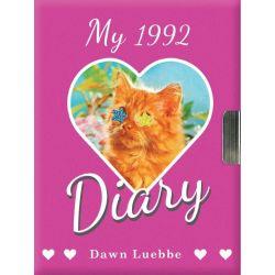My 1992 Diary by Dawn Luebbe, 9781419715860.