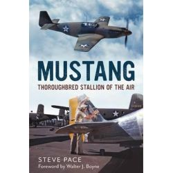 Mustang, Thoroughbred Stallion by Steve Pace, 9781781550519.