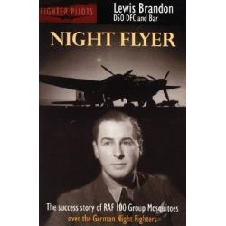 Night Flyer, Fighter pilots by L. Brandon, 9780907579779.
