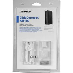 Bose SlideConnect WB-50 Wall Bracket (White) 716402-0020 B&H