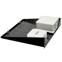 "FLEXSON 19"" Rack Shelf for Sonos Connect and FLXCIRS1021"