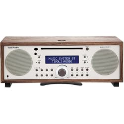 Tivoli  Music System BT (Walnut/Beige) MSYBTCLA B&H Photo Video