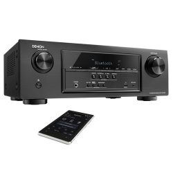Denon AVR-S510BT 5.2 Channel Full 4K Ultra HD A/V AVR-S510BT B&H