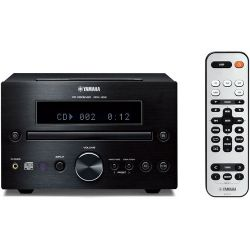 Yamaha  CRX-322 CD Receiver CRX-332BL B&H Photo Video