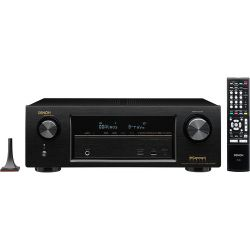 Denon IN-Command Series AVR-X1200W 7.2-Channel AVR-X1200W B&H