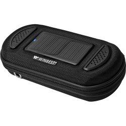 Barska Portable Solar Charger Case with Speaker BK11908 B&H