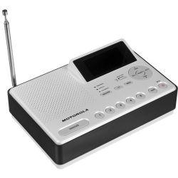Motorola  MWR839 Weather Alert Radio MWR839 B&H Photo Video