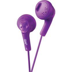 JVC  JVC HA-F160 Gumy Earbuds (Violet) HA-F160V B&H Photo Video