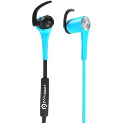 POM GEAR Sport Pro2Go SP-100 Bluetooth Earbuds SP100-BKBL B&H