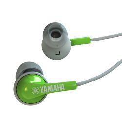 Yamaha EPH-C200 In-Ear Headphones (Green) EPH-C200GN B&H Photo