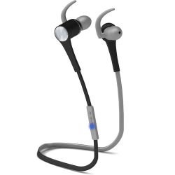POM GEAR Sport Pro2Go SP-100 Bluetooth Earbuds SP100-BKGY B&H