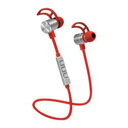 POM GEAR Pro2Go Pro100 Bluetooth Noise-Cancelling PRO100RED B&H