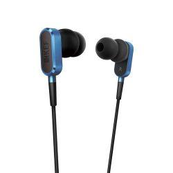 KEF  M100 Hi-Fi Earphones (Blue) M100RB B&H Photo Video