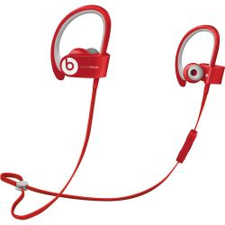 Beats by Dr. Dre Powerbeats2 Wireless Earbuds (Red) MHBF2AM/A