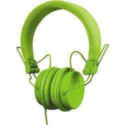 Reloop RHP-6 Series Headphones (Green) RHP-6-GREEN B&H Photo