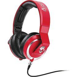 Skullcandy The Mix Master DJ Headphones (Red) S6MMDM-059 B&H