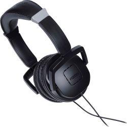 Fostex TH-7 Stereo Headphones (Black Matte) TH-7BB B&H Photo