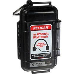 Pelican i1015 Micro Case (Solid Black) 1015-015-110 B&H Photo