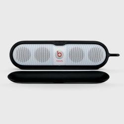 Beats by Dr. Dre  pill sleeve (Black) MHDT2G/A B&H Photo Video