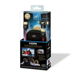 Bell'O HDMI Cable With Portable Adapter Kit HDK2631 B&H Photo